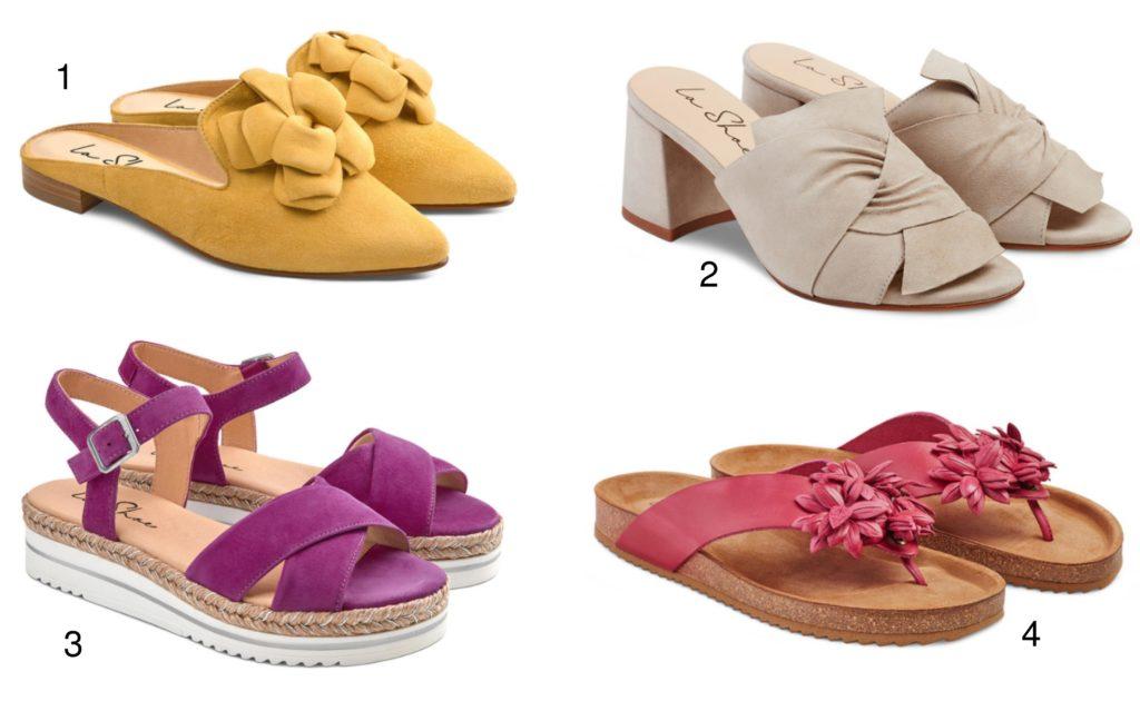 Schuhe bei Hallux Valgus