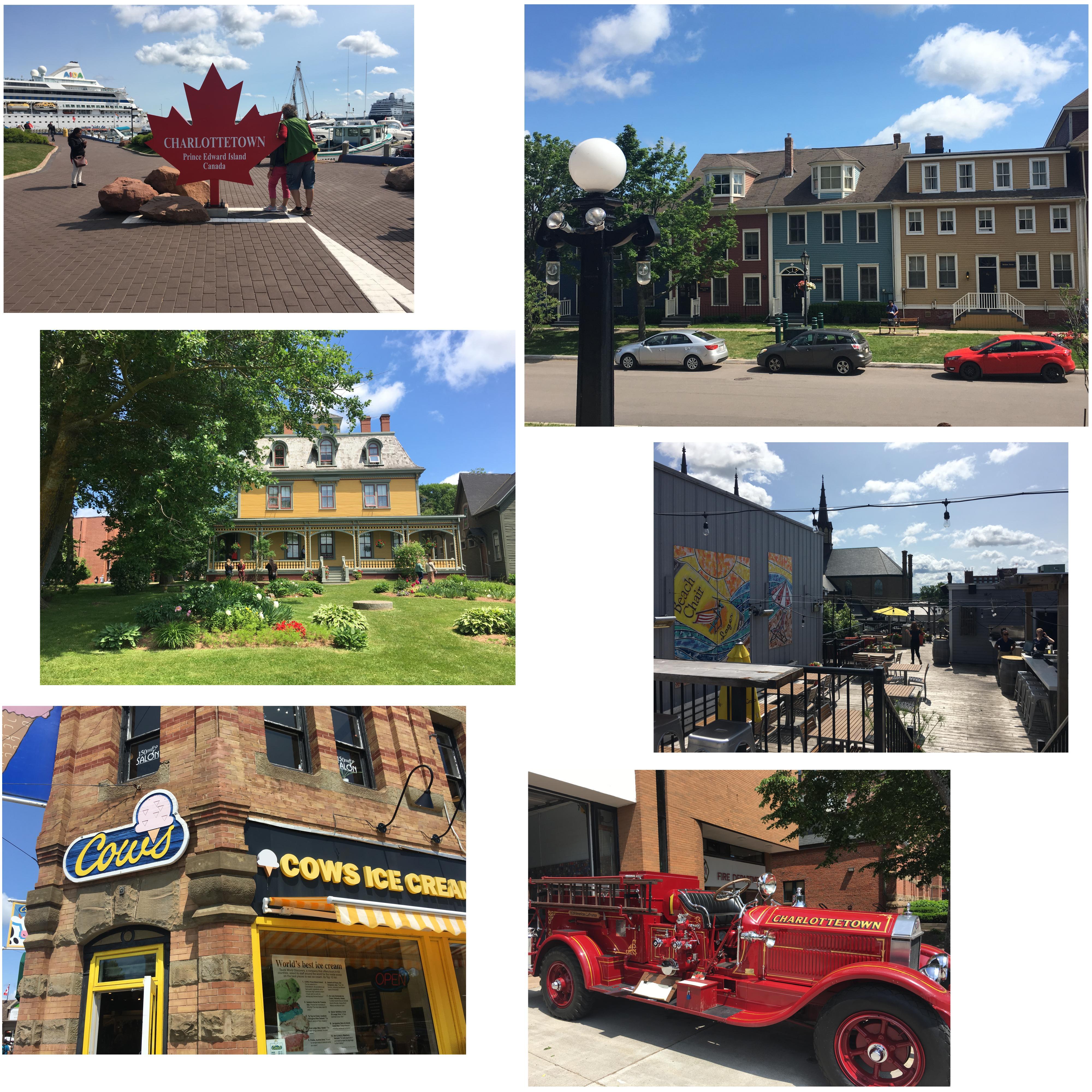 Charlotte Town Kanada