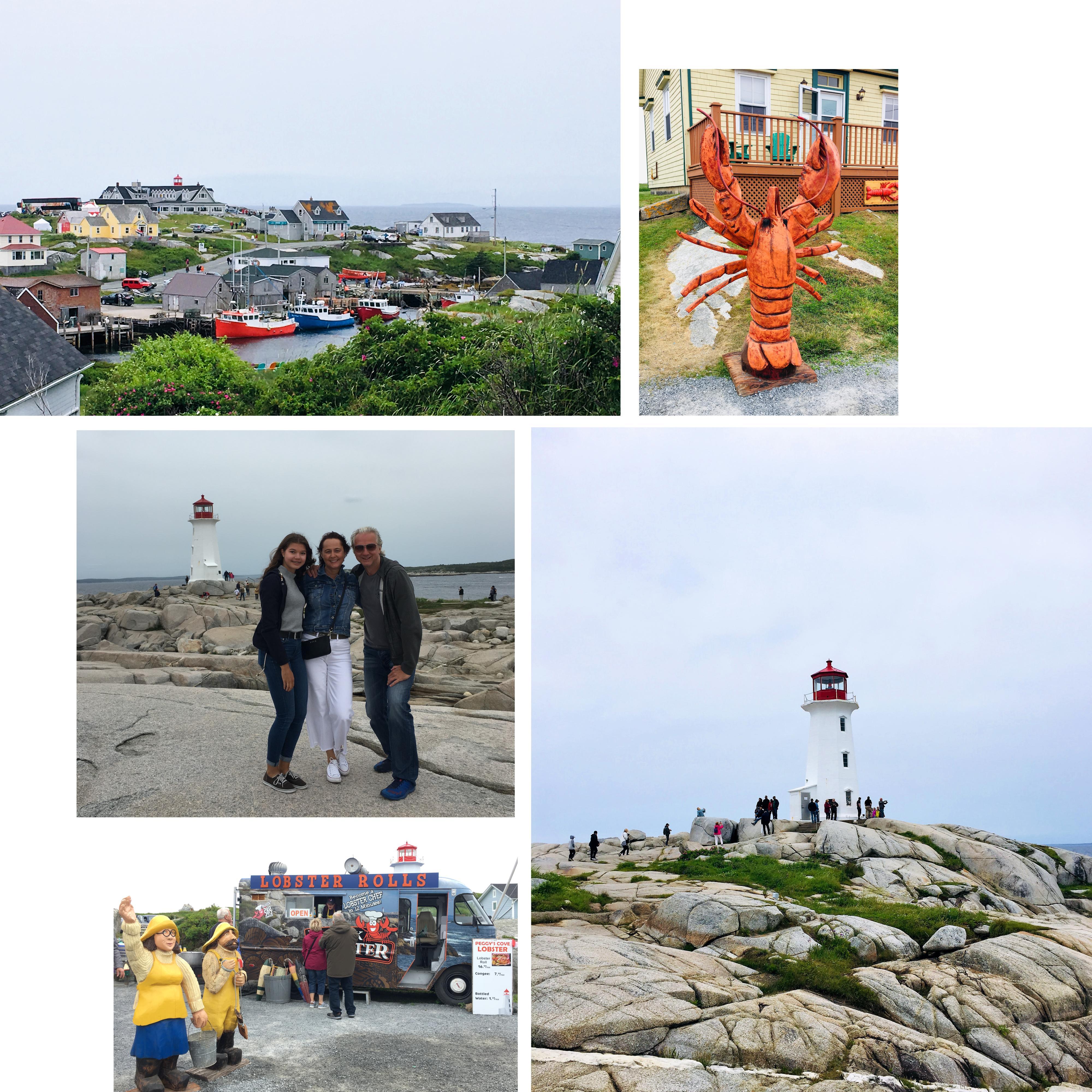 Peggy´s Cove Nova Scotia