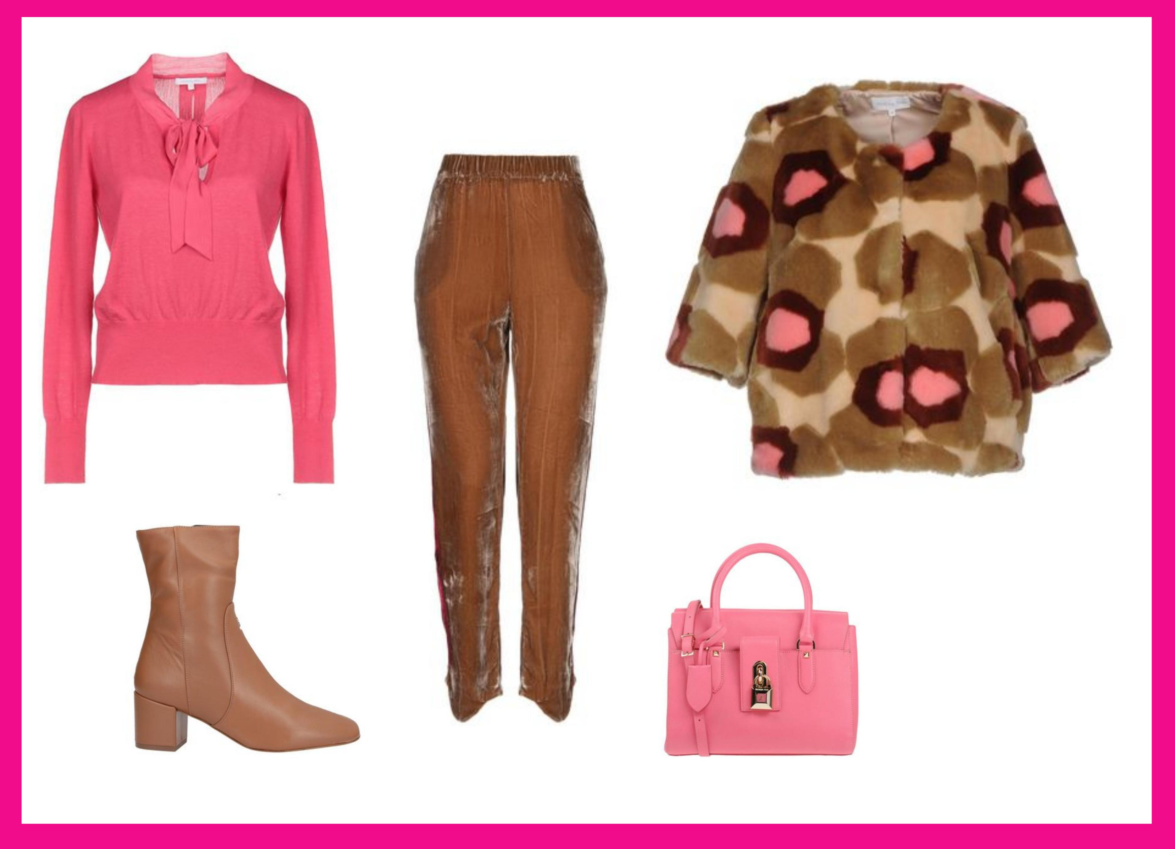 Patricia Pepe Outfit