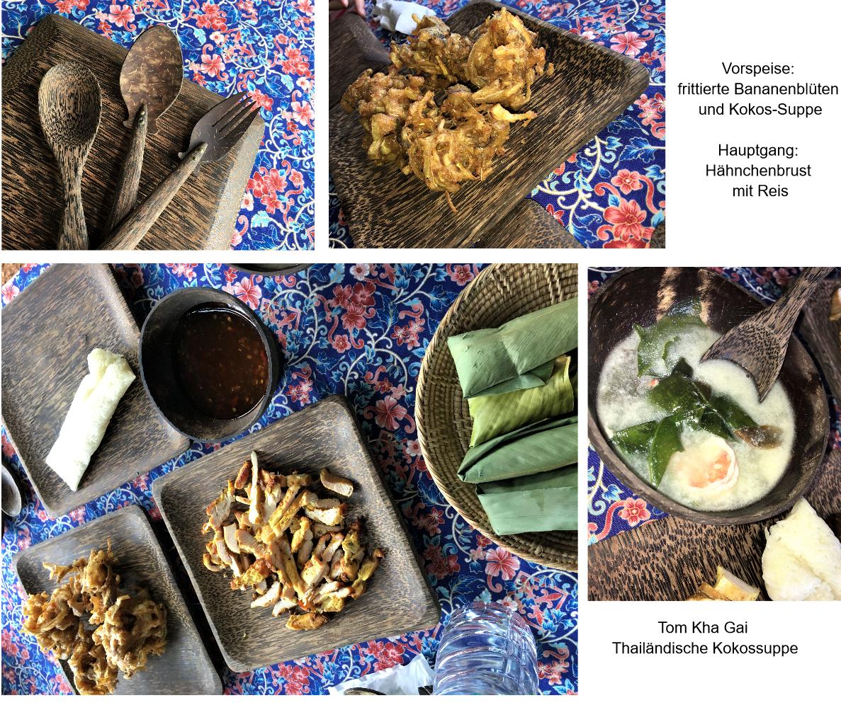 Jungle Cooking Khao Sok Nationalpark