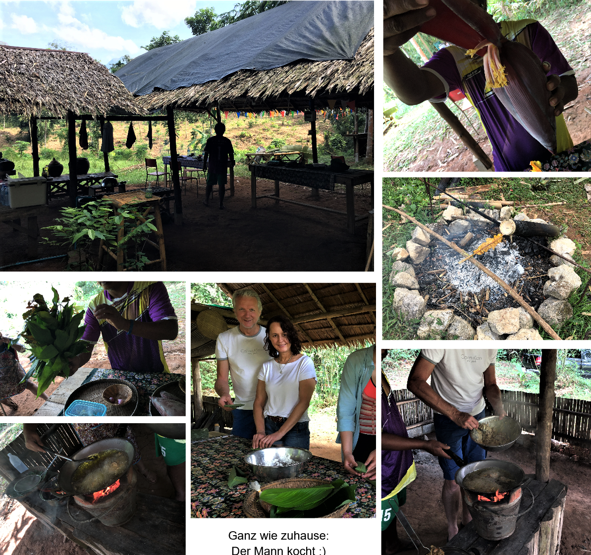 Jungle Cooking Thailand Khao Sok