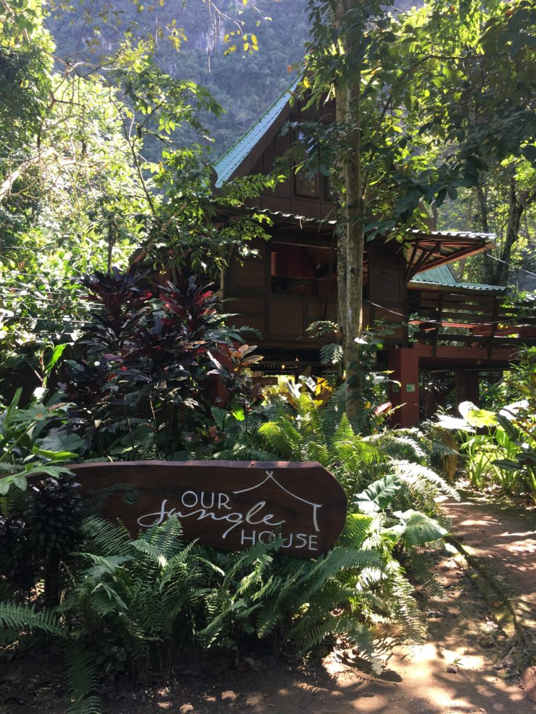 Our Jungle House Khao Sok
