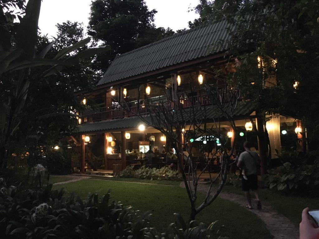Our Jungle House Restaurant Khao Sok